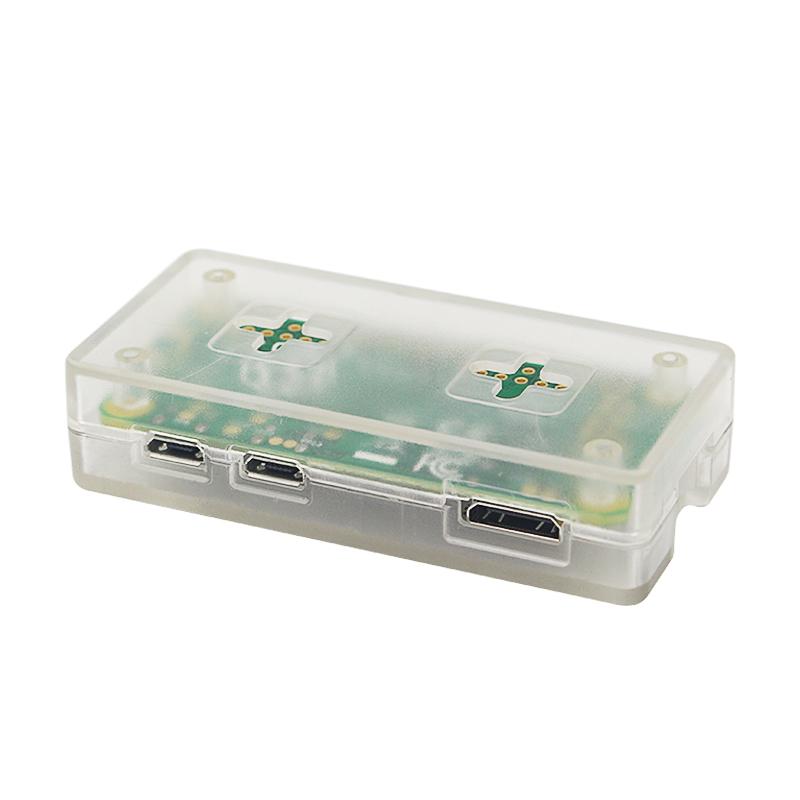 Gehaeuse-Kunststoffbox-Fuer-Raspberry-Pi-Zero-W-Raspberry-Pi-Zero-V1-3-M6N4 Indexbild 5