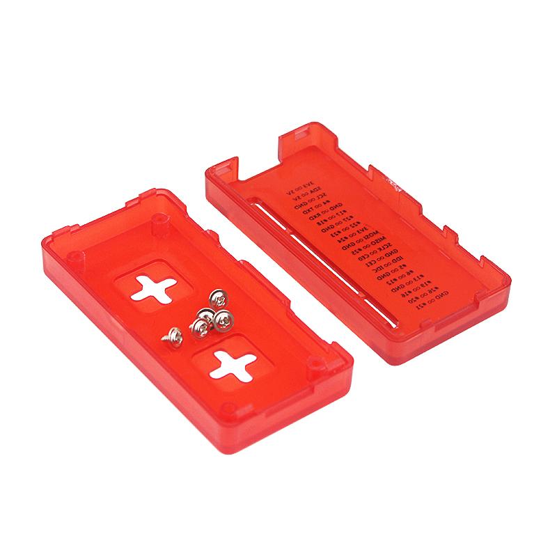 Gehaeuse-Kunststoffbox-Fuer-Raspberry-Pi-Zero-W-Raspberry-Pi-Zero-V1-3-M6N4 Indexbild 6