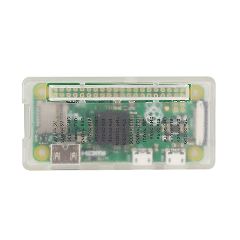 Gehaeuse-Kunststoffbox-Fuer-Raspberry-Pi-Zero-W-Raspberry-Pi-Zero-V1-3-M6N4 Indexbild 9