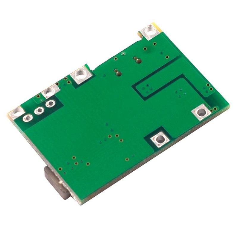 3-7V-9V-5V-2A-Adjustable-Step-Up-18650-Lithium-Battery-Charging-Discharge-I-K2I5 thumbnail 5