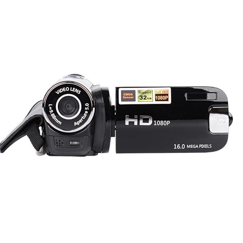 2-4-Pouces-Ecran-Tft-16X-Zoom-Numerique-Camescope-Video-Dv-Hd-1080P-Portable-2C1 miniature 3