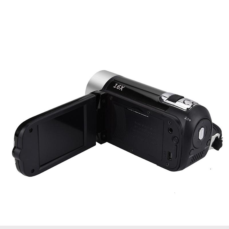 2-4-Pouces-Ecran-Tft-16X-Zoom-Numerique-Camescope-Video-Dv-Hd-1080P-Portable-2C1 miniature 7