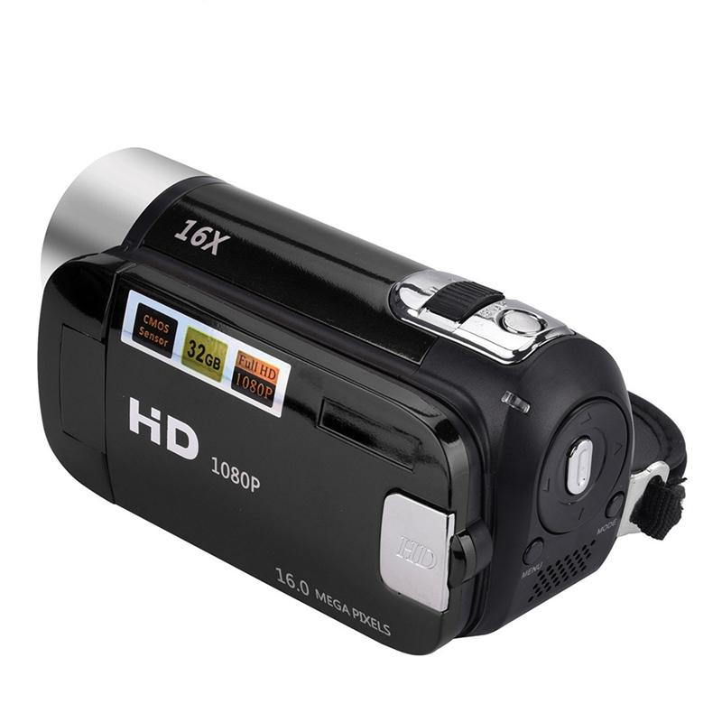 2-4-Pouces-Ecran-Tft-16X-Zoom-Numerique-Camescope-Video-Dv-Hd-1080P-Portable-2C1 miniature 8