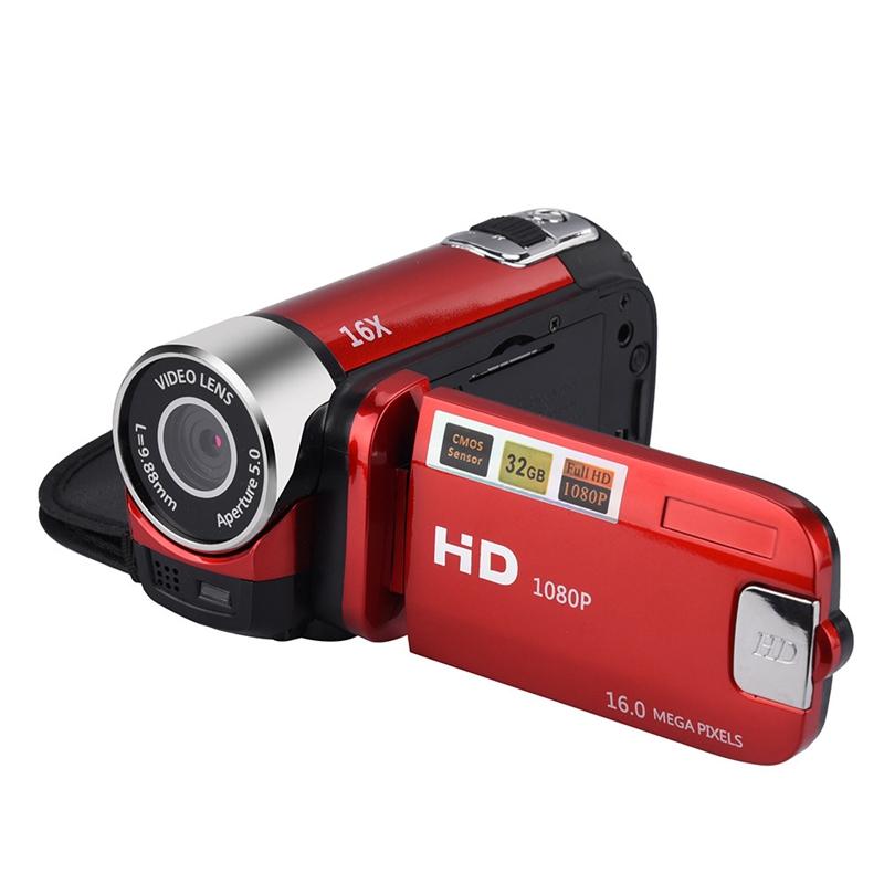 2-4-Pouces-Ecran-Tft-16X-Zoom-Numerique-Camescope-Video-Dv-Hd-1080P-Portable-2C1 miniature 11