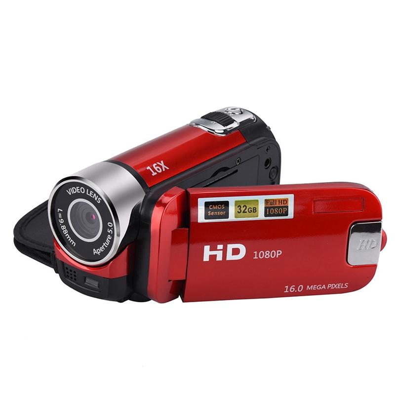 2-4-Pouces-Ecran-Tft-16X-Zoom-Numerique-Camescope-Video-Dv-Hd-1080P-Portable-2C1 miniature 13