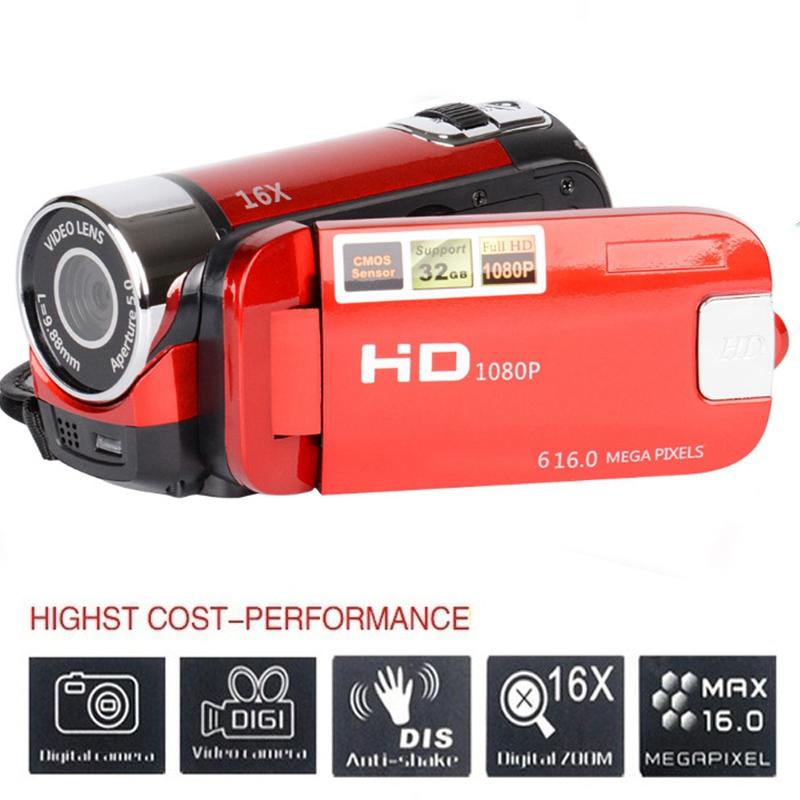 2-4-Pouces-Ecran-Tft-16X-Zoom-Numerique-Camescope-Video-Dv-Hd-1080P-Portable-2C1 miniature 14