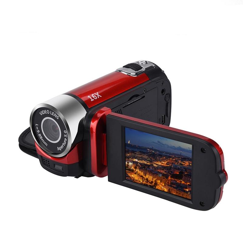 2-4-Pouces-Ecran-Tft-16X-Zoom-Numerique-Camescope-Video-Dv-Hd-1080P-Portable-2C1 miniature 15