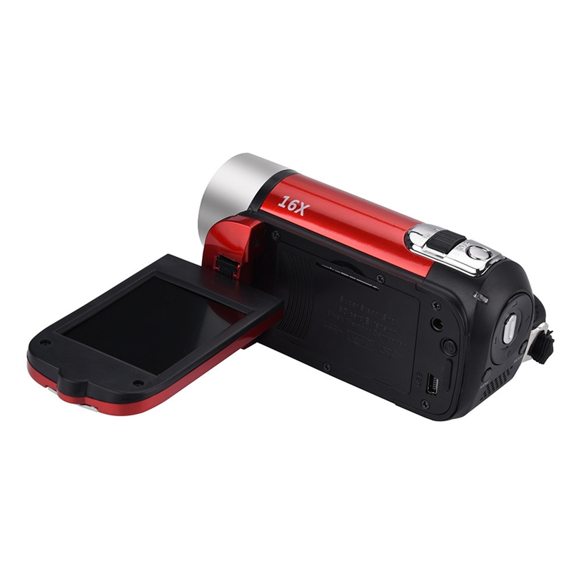 2-4-Pouces-Ecran-Tft-16X-Zoom-Numerique-Camescope-Video-Dv-Hd-1080P-Portable-2C1 miniature 16