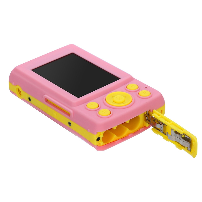 2-4Hd-Ecran-Appareil-Photo-Numerique-16Mp-Anti-Vibrations-Detection-De-Visa-J6O5 miniature 3