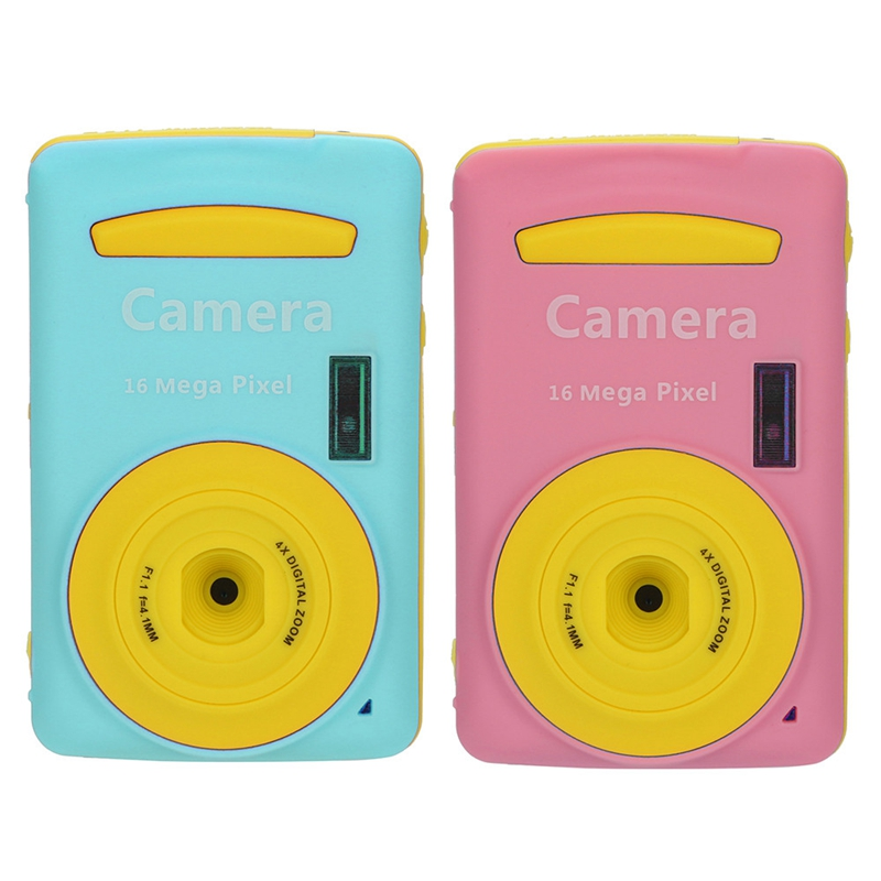 2-4Hd-Ecran-Appareil-Photo-Numerique-16Mp-Anti-Vibrations-Detection-De-Visa-J6O5 miniature 16