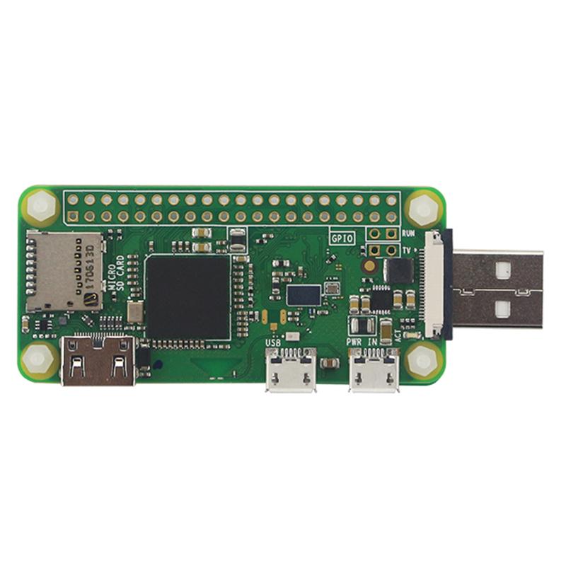Badusb-Addon-Board-Usb-A-Connector-For-Raspberry-Pi-Zero-With-Raspberry-Pi-N3N9 thumbnail 10