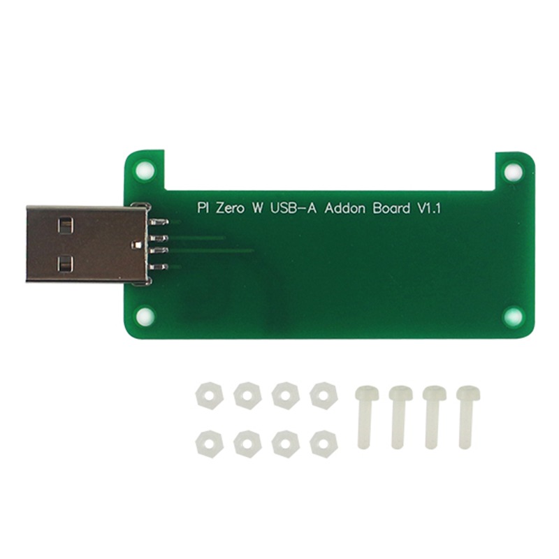 Badusb-Addon-Board-Usb-A-Connector-For-Raspberry-Pi-Zero-With-Raspberry-Pi-N3N9 thumbnail 13