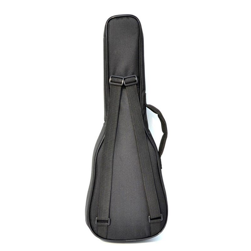 1X-Double-Strap-Hand-Folk-Canvas-Ukulele-Carry-Bag-Cotton-Padded-Case-for-U4P5 thumbnail 5