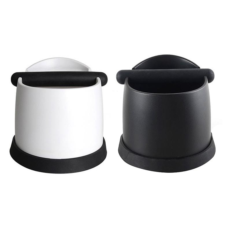 ABS-coffee-knock-Box-Espresso-Coffee-Barista-Coffee-Powder-Slag-Box-Powder-T6N5 thumbnail 13
