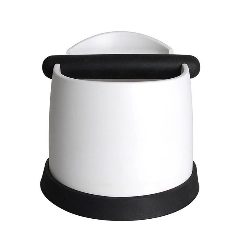ABS-coffee-knock-Box-Espresso-Coffee-Barista-Coffee-Powder-Slag-Box-Powder-T6N5 thumbnail 8