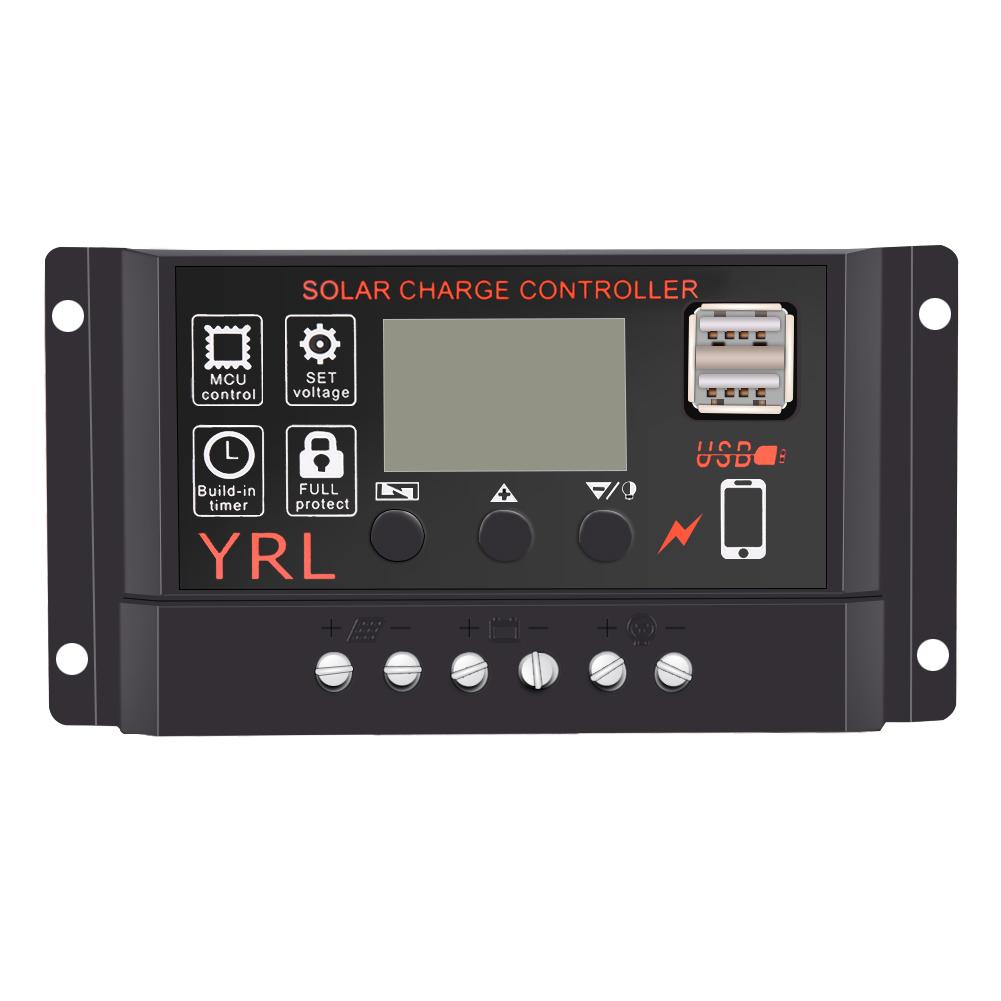18V20W-Panel-Solar-12V-24V-Controlador-1500W-Kit-De-Inversor-Ac220V-Adec-A2M8 miniatura 9