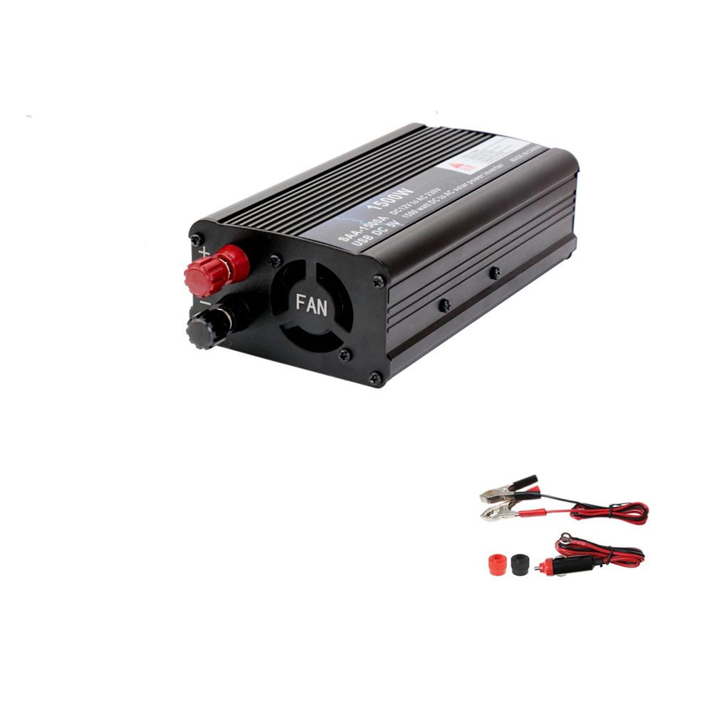 18V20W-Panel-Solar-12V-24V-Controlador-1500W-Kit-De-Inversor-Ac220V-Adec-A2M8 miniatura 11