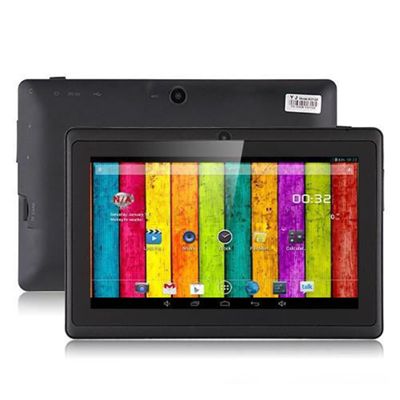 7 Inch Quad-Core Tablet Computer A33 Android 4.4 3G+Wifi Int