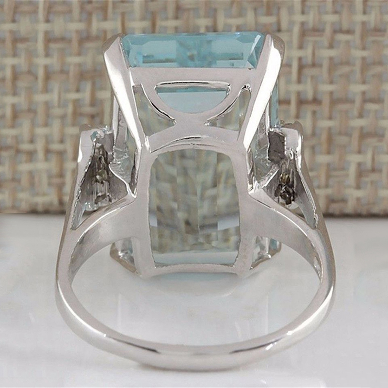 5X-Cristal-Azul-Claro-Anillos-Cercanos-Para-Mujeres-Joyas-De-Zafiro-PiedrasU8B3 miniatura 29