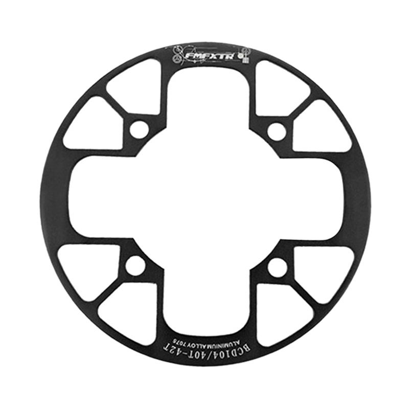 FMFXTR-MTB-Road-Folding-Bike-Chainwheel-Guarnitura-Di-Protezione-Guarnitura-D9B4 miniatura 2
