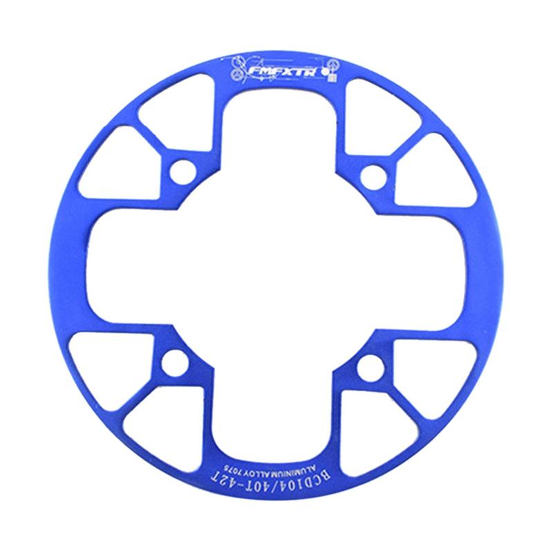 FMFXTR-MTB-Road-Folding-Bike-Chainwheel-Guarnitura-Di-Protezione-Guarnitura-D9B4 miniatura 4