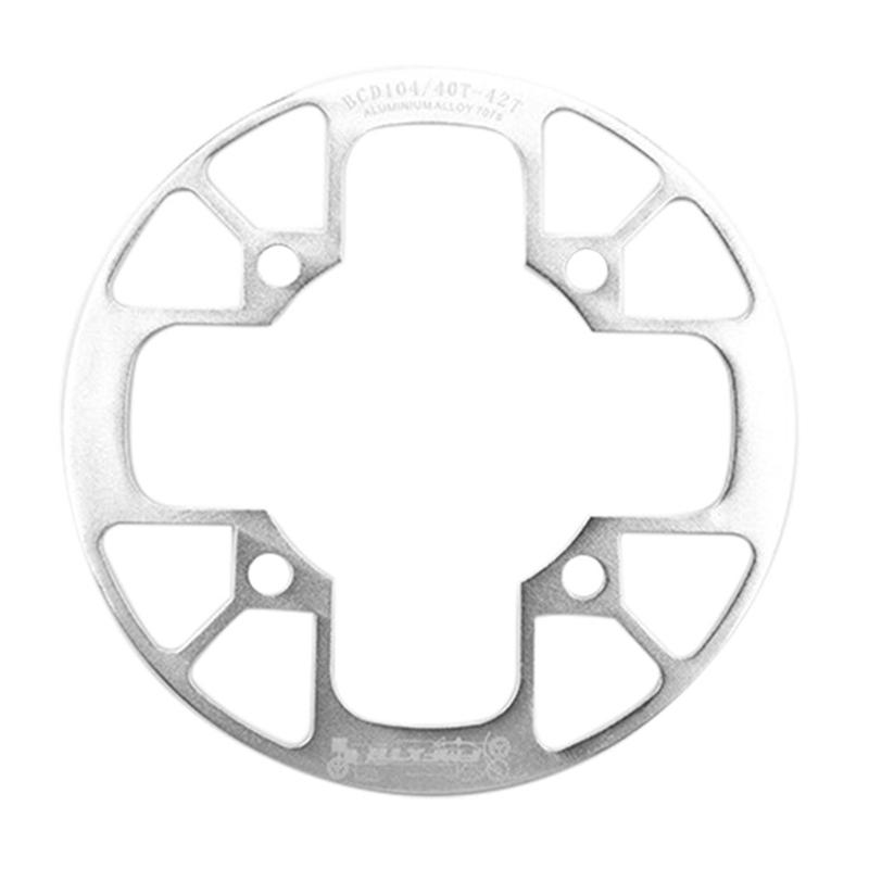 FMFXTR-MTB-Road-Folding-Bike-Chainwheel-Guarnitura-Di-Protezione-Guarnitura-D9B4 miniatura 5