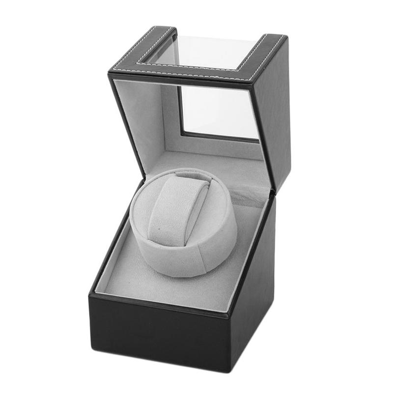 1X-Advanced-Motor-Vibrating-Screen-Watch-Winder-Stand-Display-Automatic-MecC4N8 thumbnail 3