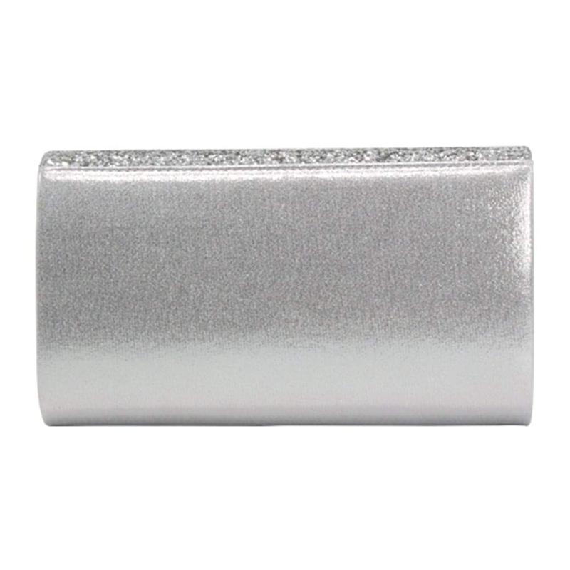 Women-Glittered-Envelope-Clutch-Purse-Evening-Bag-Lustrous-Party-Handbag-Shi-7J3 thumbnail 13