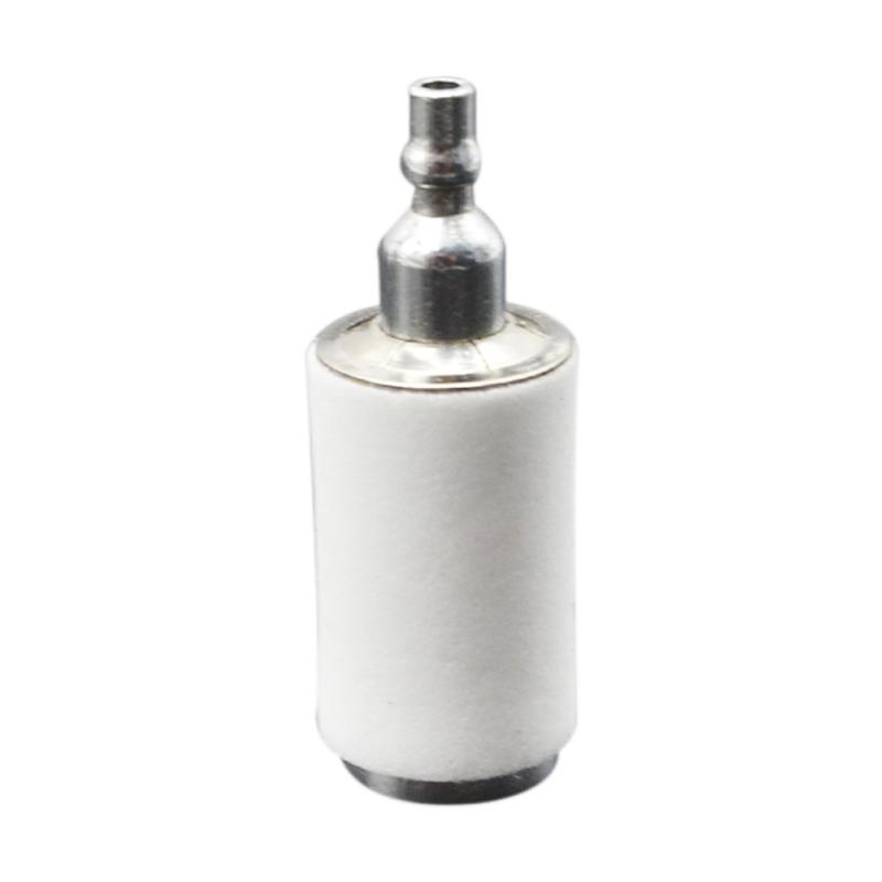 6X (20 X Filtro De Combustible Gasolina Apto Para Husqvarna Partner 350 351 136 137 142 41 36 E7N9