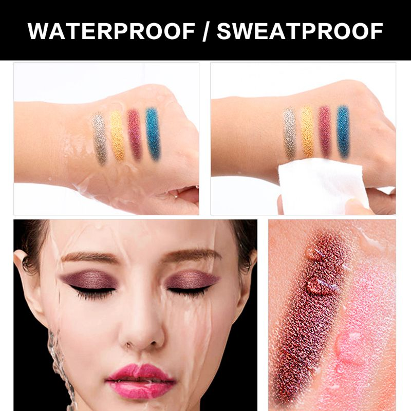Sace-Lady-Glitter-Eyeshadow-Makeup-Liquid-Shimmer-Eye-Shadow-Metals-Illumin-V0J1 thumbnail 18