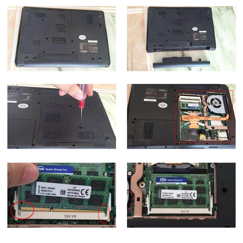 XIEDE-Desktop-Computer-Memory-RAM-Module-DDR2-533-PC2-4200-240PIN-DIMM-533M-G7Z9 thumbnail 7