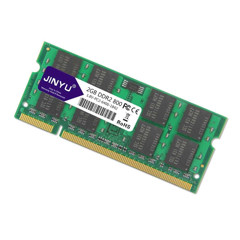 Jinyu-Ddr2-800Mhz-1-8V-240Pin-Ram-Memory-For-Laptop-D5L7 thumbnail 5