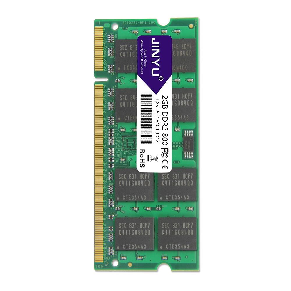 Jinyu-Ddr2-800Mhz-1-8V-240Pin-Ram-Memory-For-Laptop-D5L7 thumbnail 7