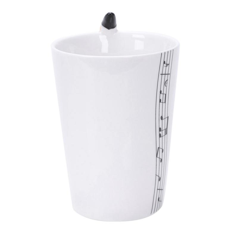Saxofon-Ceramica-Tazas-De-Cafe-Taza-De-Leche-De-Porcelana-Tazas-De-Te-Notas-I4Q5 miniatura 4