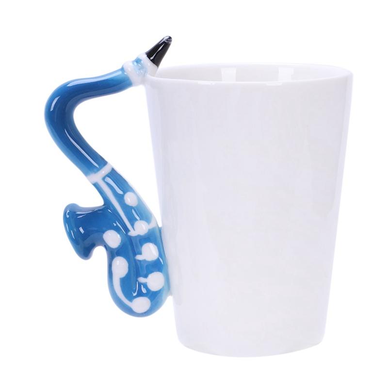 Saxofon-Ceramica-Tazas-De-Cafe-Taza-De-Leche-De-Porcelana-Tazas-De-Te-Notas-I4Q5 miniatura 14
