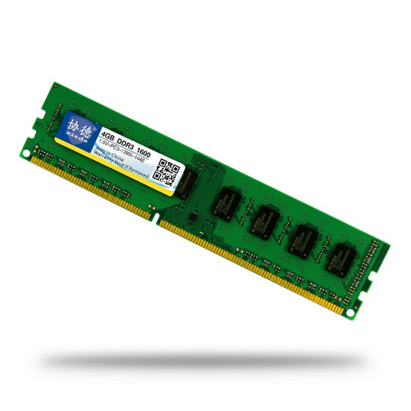 2X-Xiede-Desktop-Computer-Memory-RAM-Module-DDR3-1600-PC3-12800-240Pin-DIMM-R3A7 thumbnail 4