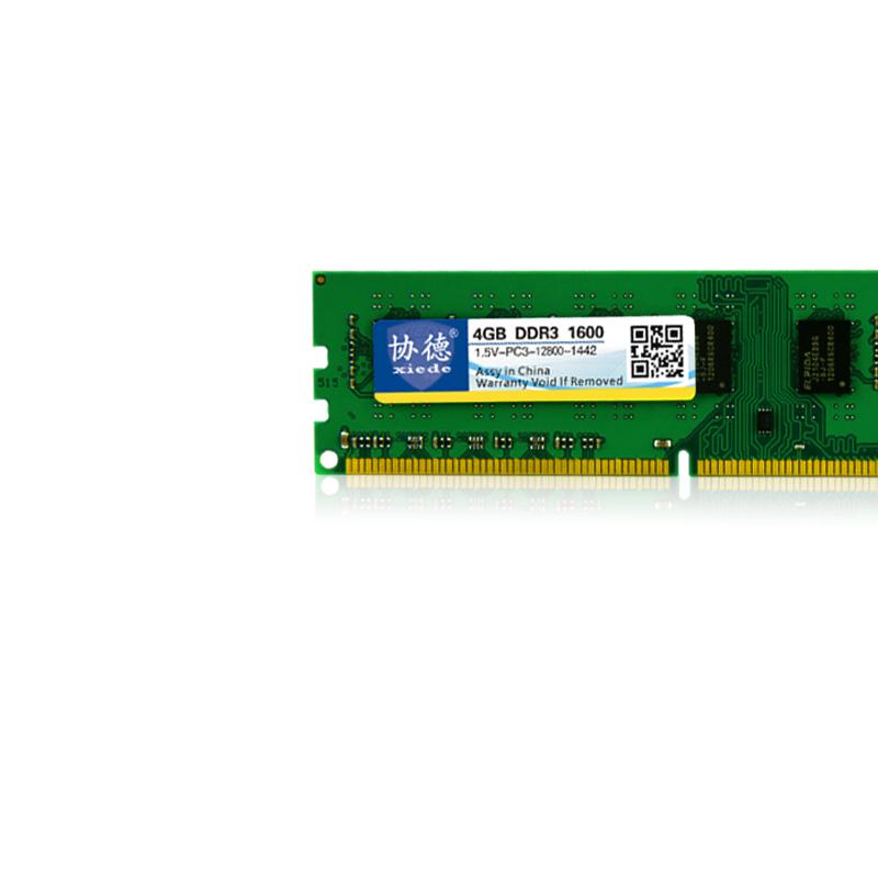2X-Xiede-Desktop-Computer-Memory-RAM-Module-DDR3-1600-PC3-12800-240Pin-DIMM-R3A7 thumbnail 6