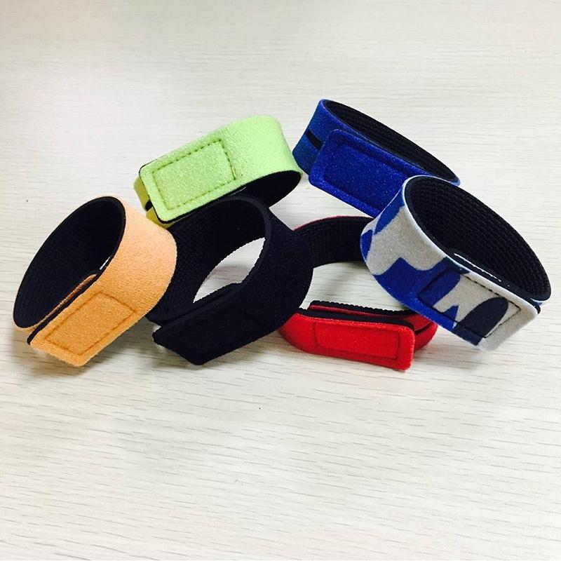 Reusable-Fishing-Rod-Tie-Holder-Strap-Suspenders-Rod-Belt-Hook-Loop-Cable-T-Z2P8 miniatuur 3