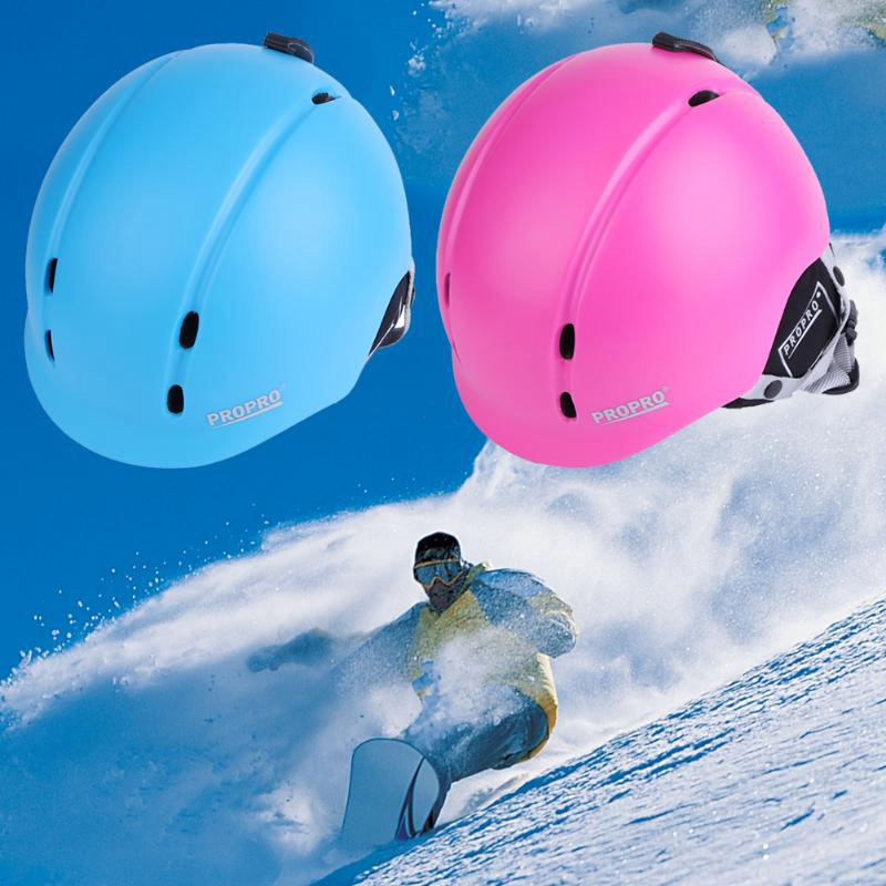 PROPRO-Children-Ski-Helmet-Integrally-molded-Breathable-Snowboard-Helmet-Ch-L7C6 thumbnail 7