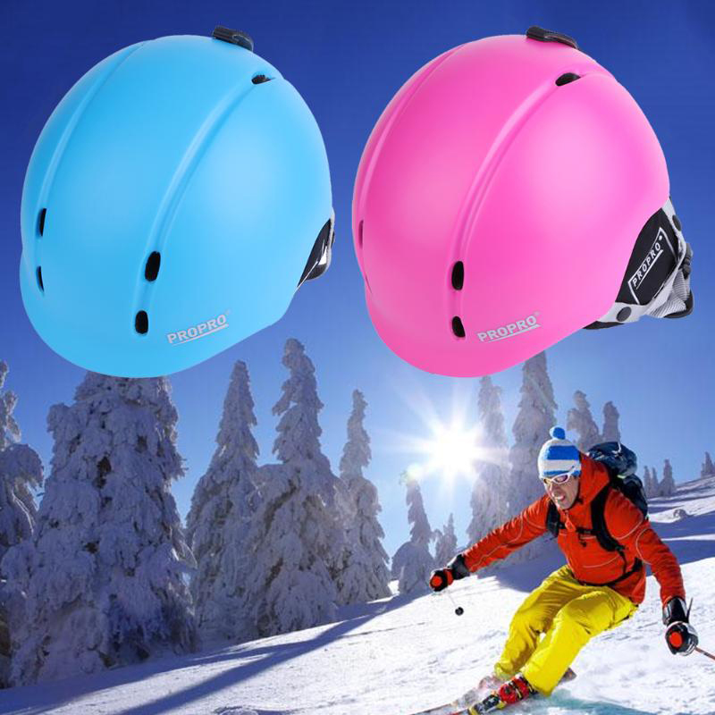 PROPRO-Children-Ski-Helmet-Integrally-molded-Breathable-Snowboard-Helmet-Ch-L7C6 thumbnail 17