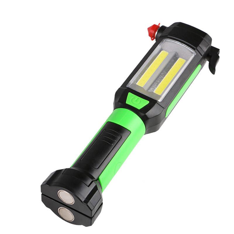 2X Led Lumière Extérieure Cob Camping Lumière Portable Éclairage De Secours 5R6