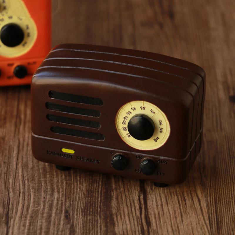 Retro-Nostalgic-Radio-Music-Box-Home-Decorations-1Pcs-Classical-Square-Hand-W4X6 thumbnail 7