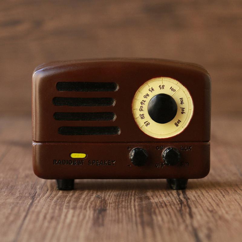 Retro-Nostalgic-Radio-Music-Box-Home-Decorations-1Pcs-Classical-Square-Hand-W4X6 thumbnail 10