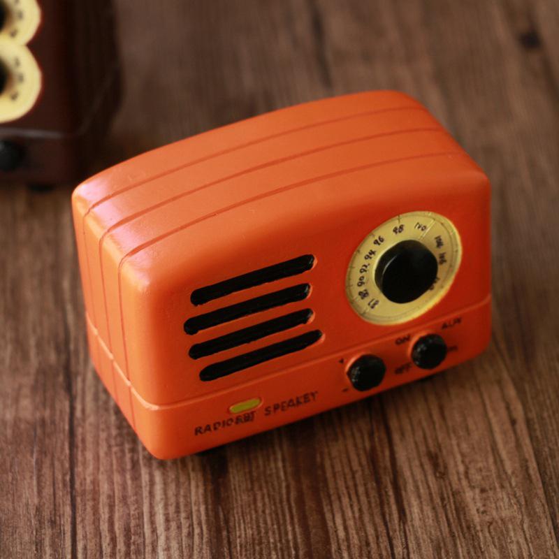 Retro-Nostalgic-Radio-Music-Box-Home-Decorations-1Pcs-Classical-Square-Hand-W4X6 thumbnail 12