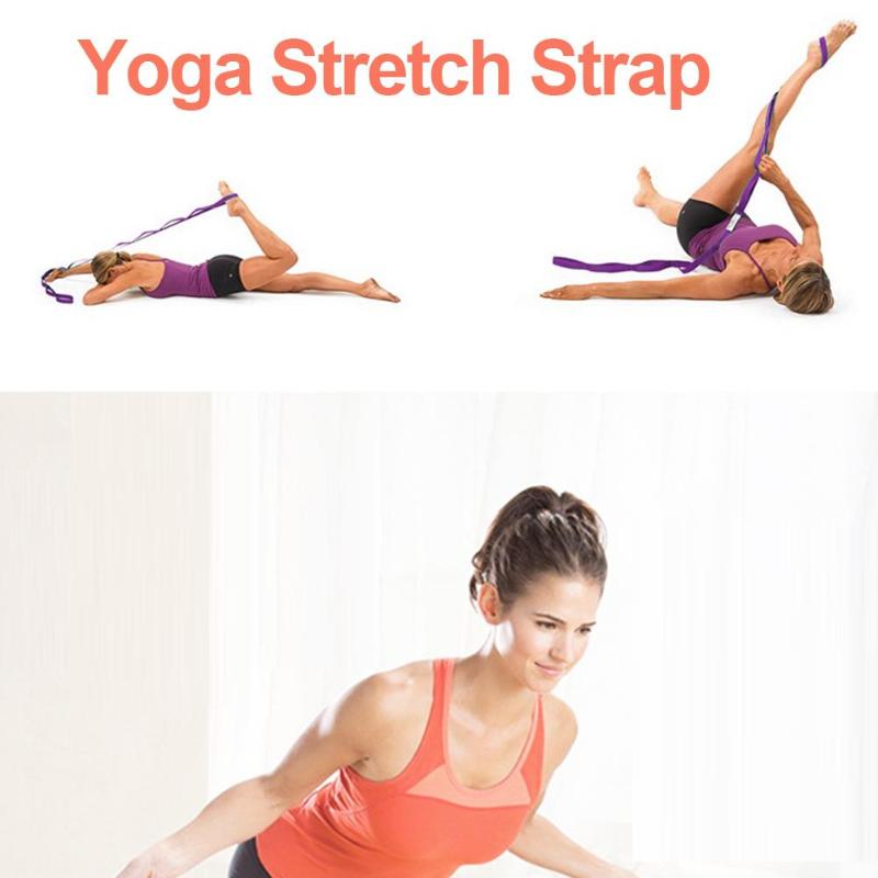 2M-6-6Ft-Yoga-Stretch-Strap-Aerial-Yoga-Anti-Gravity-Rope-With-Grip-Loops-F-L1R2 thumbnail 9