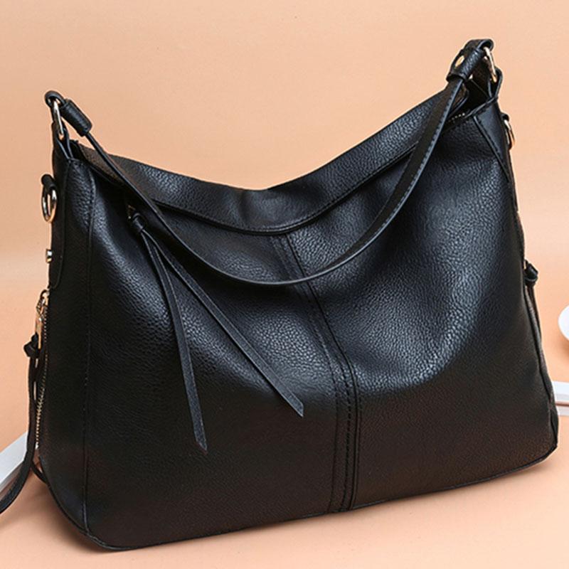 Women-handbags-women-shoulder-bag-large-tote-bags-hobo-soft-leather-ladies-R4X6 thumbnail 3