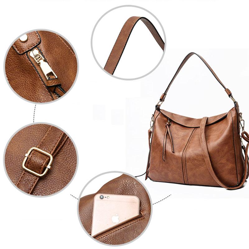 Women-handbags-women-shoulder-bag-large-tote-bags-hobo-soft-leather-ladies-R4X6 thumbnail 5