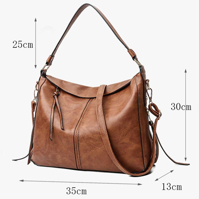 Women-handbags-women-shoulder-bag-large-tote-bags-hobo-soft-leather-ladies-R4X6 thumbnail 6