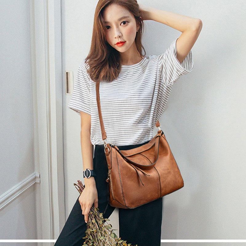 Women-handbags-women-shoulder-bag-large-tote-bags-hobo-soft-leather-ladies-R4X6 thumbnail 14