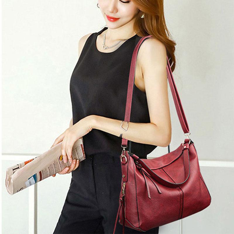 Women-handbags-women-shoulder-bag-large-tote-bags-hobo-soft-leather-ladies-R4X6 thumbnail 19